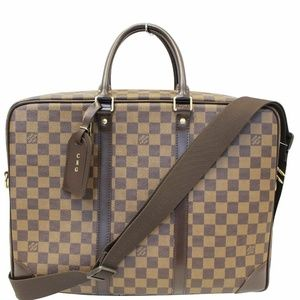 LOUIS VUITTON Porte Documents Voyage Briefcase Bag